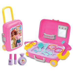 My Barbie Beauty Set Suitcase Dede