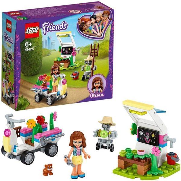 Olivia's Flower Garden LEGO