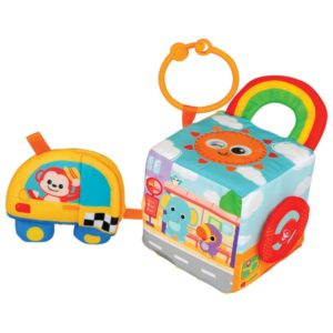 On the Move Activity Cube Winfun
