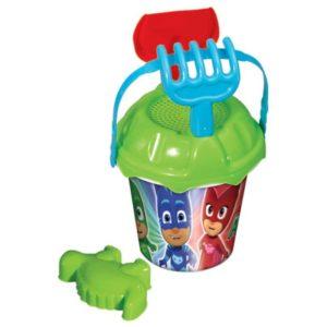 PJ MASKS SMALL Bucket Set Multi color (3 PCS) Dede