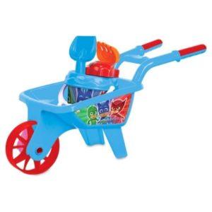 PJ Masks Wheel Barrow Beach Set Dede