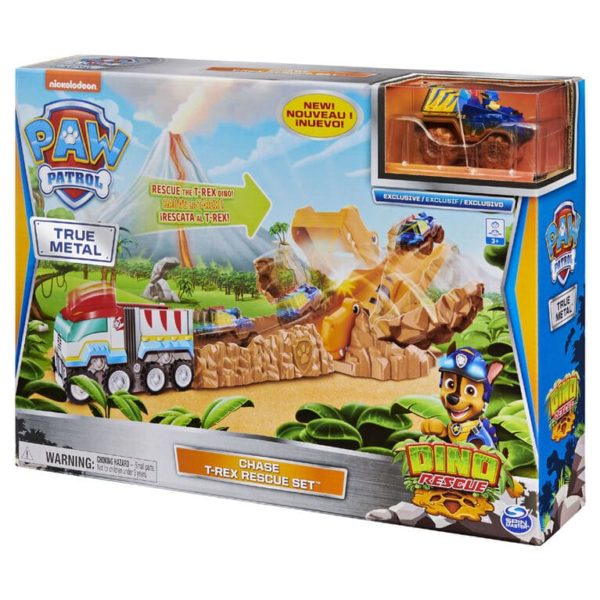 Paw Patrol Dino T-Rex Rescue – R Exclusive Spin Master