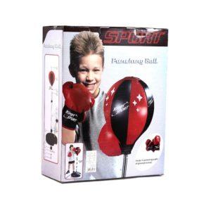 Punching Ball Set King Sport