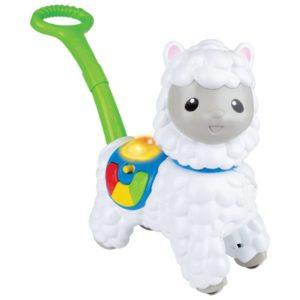 Push-Along Little Alpaca Winfun