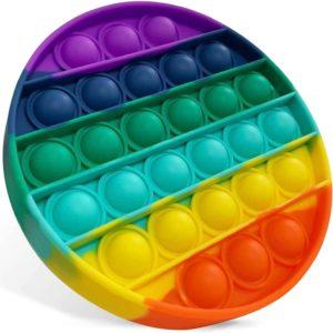 Push Bubble Sensory pop it circle