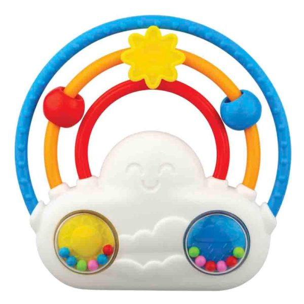 Rainbow Rattle Melodies with Lights Winfun
