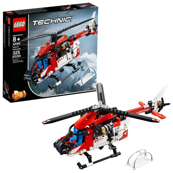 Rescue Helicopter 42092 LEGO