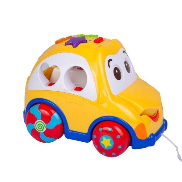 Rhymes Sorter Car Winfun