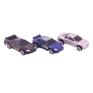 Set of color changing cars