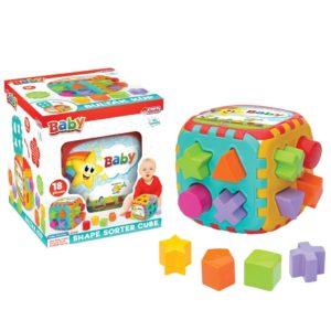 Shape Sorter Cube Dede