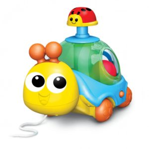 Spin 'N Pull Snail Winfun
