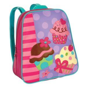 Stephen Joseph Backpack Cupcake