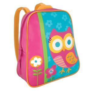 Stephen Joseph Backpack Owl