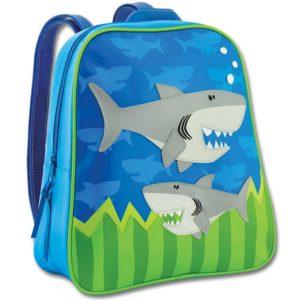 Stephen Joseph Backpack Shark