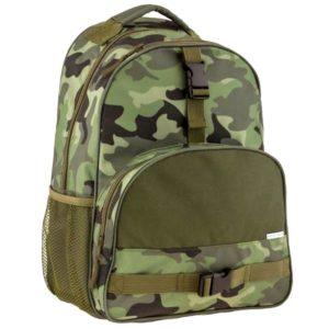 Stephen Joseph Classic Backpack Army