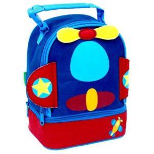 Stephen Joseph Lunch bag, Airplane