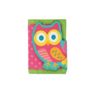 Stephen Joseph Wallet Owl