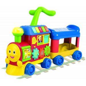 Walker Ride-On Learning Train Winfun