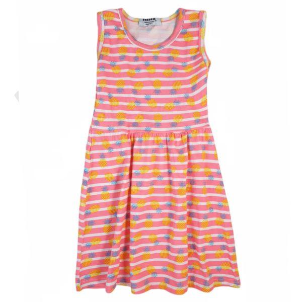 fresca Lines Dress