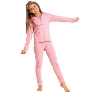 Flower Pajama Pink Sotra