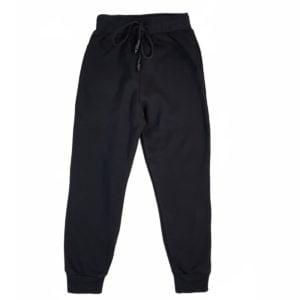 Carrot Sweatpants Black