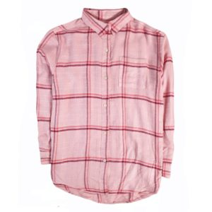 Old Navy Lines Shirt Pink