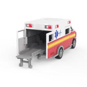 Driven Ambulance Micro Series