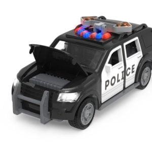 Driven Police SUV Car Micro Series