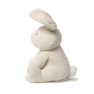 Flora the Adorable Animated Bunny Soft Toy
