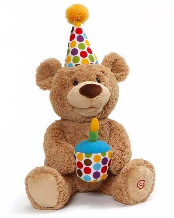 غوند أفخم تيدي الدب محشوة لعبة الحيوان