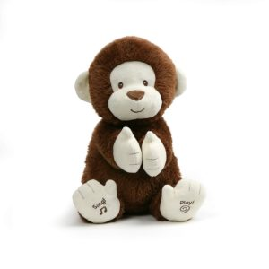Gund Sing and Play Clappy the Monkey