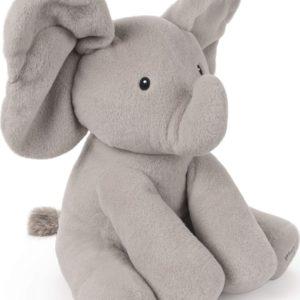 Gund a Boo Flappy the Elephant Grey