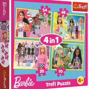 Barbie World Puzzle