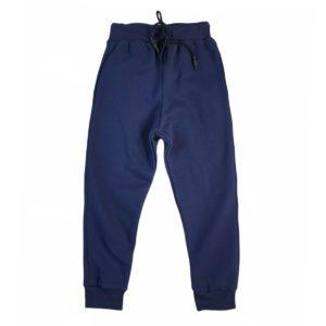 Carrot Sweatpants Blue Black
